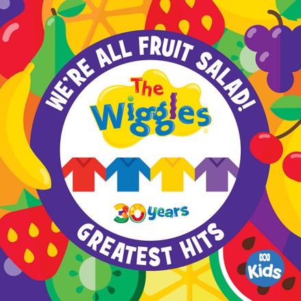 The Wiggles - We're All Fruit Salad!: The Wiggles' Greatest Hits