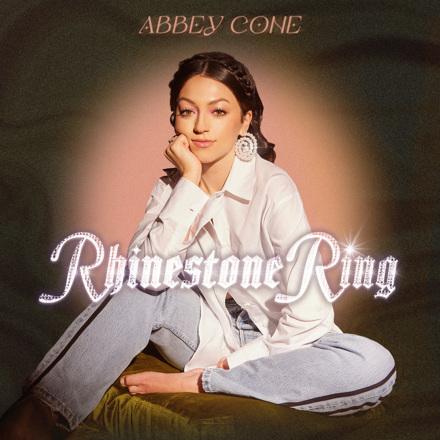 Abbey Cone - Rhinestone Ring - Single