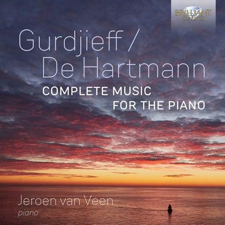 Jeroen Van Veen - Gurdjieff / De Hartmann: Complete Music for the Piano