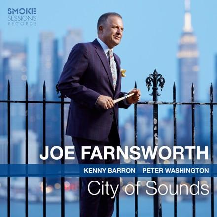 Joe Farnsworth - City of Sounds