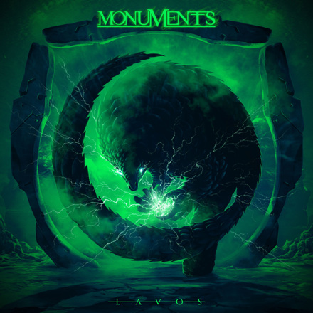 Monuments, Mick Gordon - Lavos (feat. Mick Gordon)