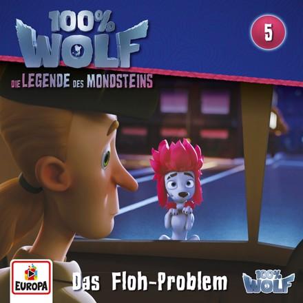 100% Wolf - Folge 5: Das Floh-Problem (Legenden des Mondstein)
