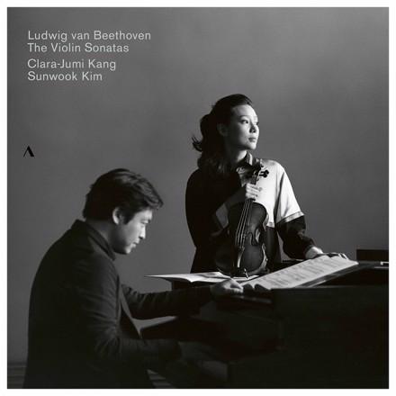 Ludwig van Beethoven, Clara-Jumi Kang, Sun-Wook Kim - Beethoven: Violin Sonatas
