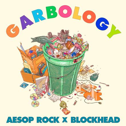 Aesop Rock, Blockhead - Garbology