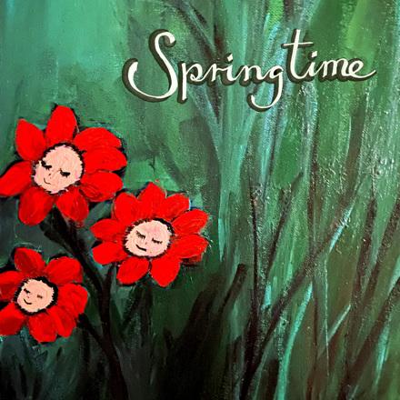 Springtime - Springtime (feat. Gareth Liddiard, Jim White & Chris Abrahams)