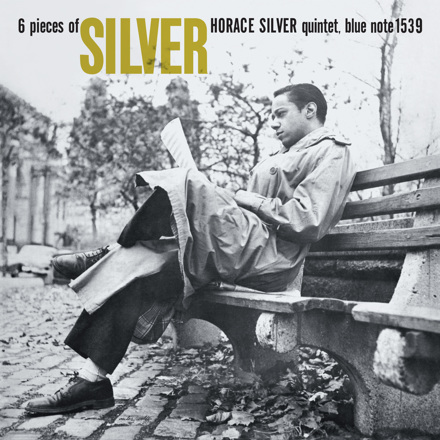 Horace Silver - Six Pieces Of Silver