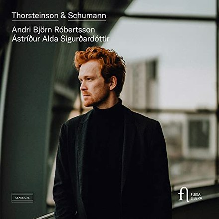 Andri Björn Róbertsson - Thorsteinson & Schumann