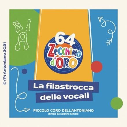 Piccolo Coro dell'Antoniano - La filastrocca delle vocali