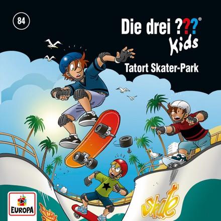Die drei ??? Kids - Folge 84: Tatort Skater-Park