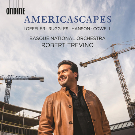 Basque National Orchestra, Robert Trevino - Americascapes