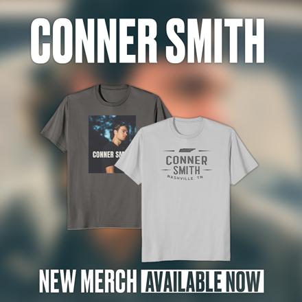 Conner Smith // New Merch
