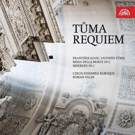 Frantisek Tuma, Elen Machová, Roman Valek, Tereza Válková, Czech Ensemble Baroque Orchestra, Czech Ensemble Baroque Choir - Tůma: Requiem