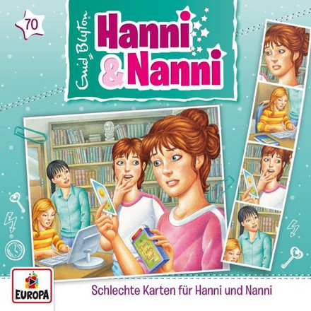 Hanni und Nanni - Folge 70: Schlechte Karten für Hanni und Nanni