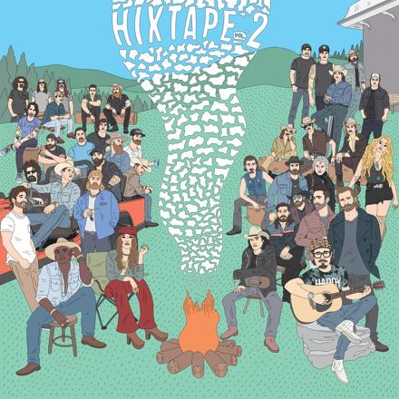 HIXTAPE, Chris Lane, Scotty McCreery - Small Town On It - Single