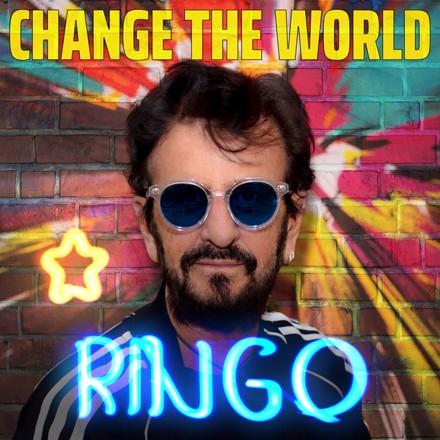Ringo Starr - Let's Change The World