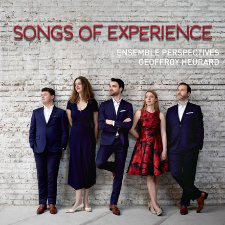 Ensemble Perspectives, Geoffroy Heurard - Songs of Experience #1