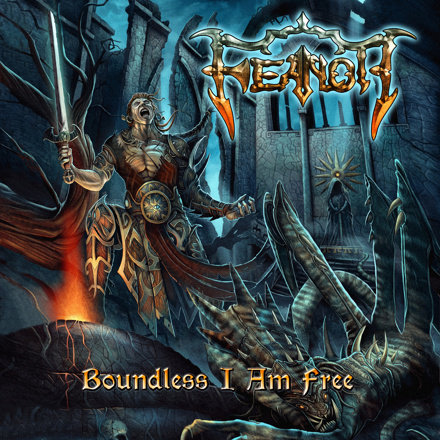 FEANOR - Boundless I Am Free (Digital EP)