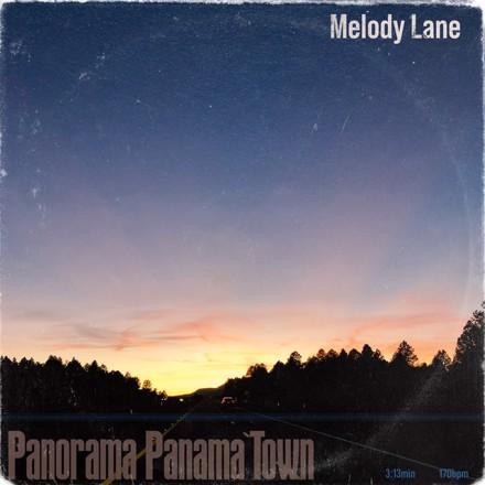 Panorama Panama Town - Melody Lane