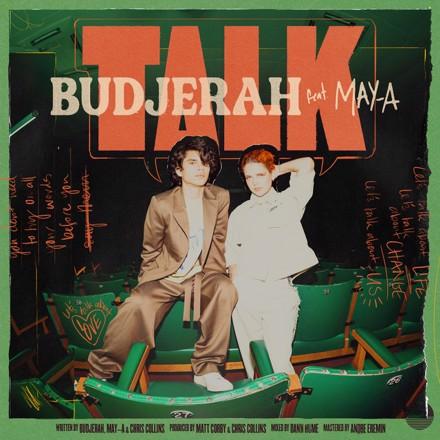 Budjerah, MAY-A - Talk (feat. MAY-A)